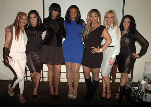 Zakia Baum, Liza Morales, Tashera Simmons, Liris Crosse, Monica Joseph-Taylor, Cheryl Caruso, Josie Harris
