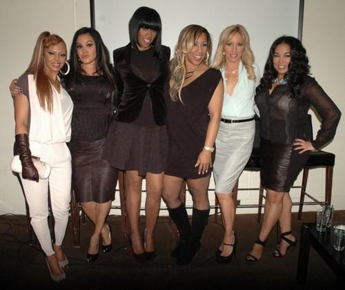 Zakia Baum, Liza Morales, Tashera Simmons, Monica Joseph-Taylor, Cheryl Caruso, Josie Harris