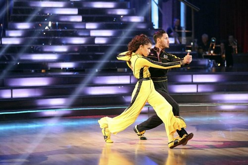 Zendaya Dancing With the Stars Freestyle Video 5/20/13