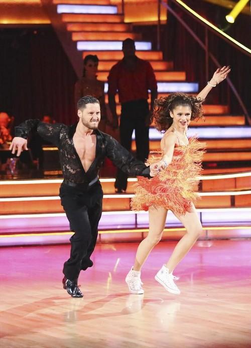 Zendaya Dancing With the Stars Foxtrot Video 5/6/13
