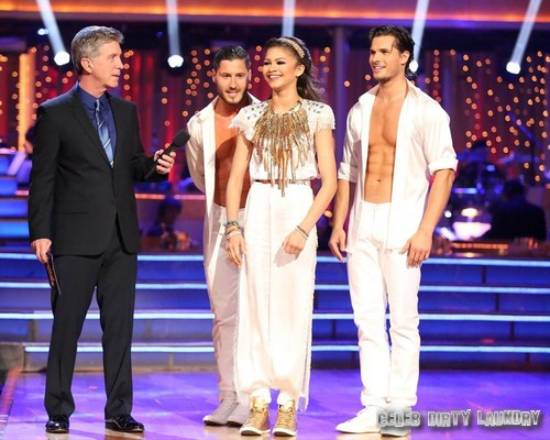 Zendaya Dancing With the Stars Hip Hop Video 5/13/13