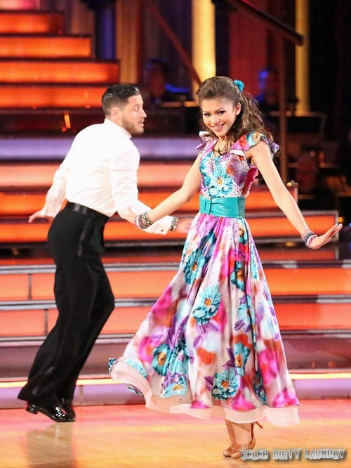 Zendaya Dancing With the Stars Quickstep Video 5/13/13