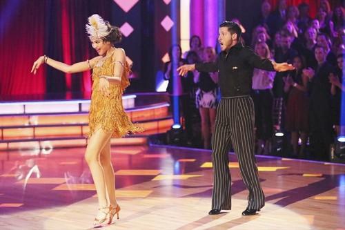 Zendaya Dancing With the Stars Waltz Video 4/1/13