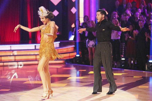 Zendaya Dancing With the Stars Waltz Video 4/1/13