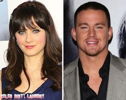 Zooey Deschanel & Channing Tatum – Set To Host SNL In February