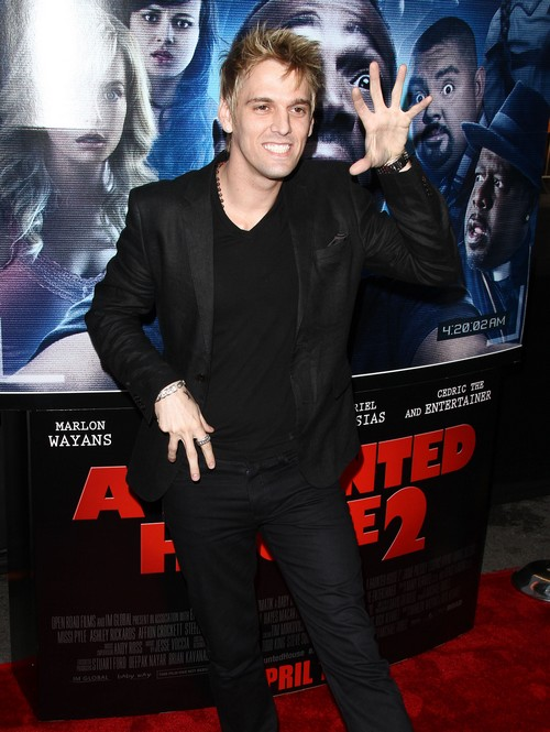 Aaron Carter Blames Dancing With the Stars For His Addiction To Xanax