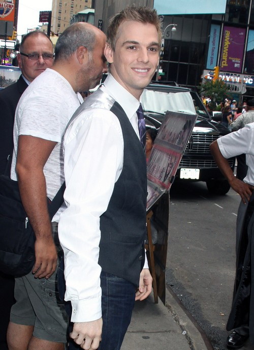 Aaron Carter Files for Bankruptcy
