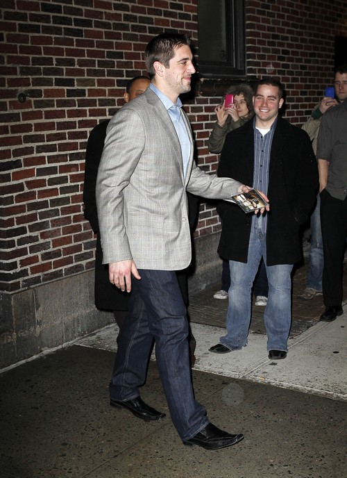 Aaron Rodgers Claims He's Not Gay, Didn't Date Kevin Lanflisi - True or False?