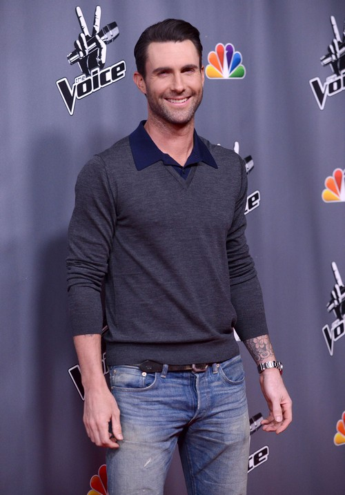 Adam Levine Is People Magazine's Sexiest Man Alive