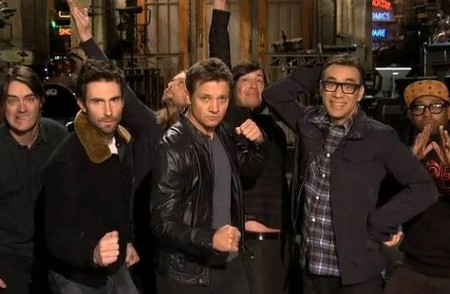 Maroon 5 and Adam Levine On SNL Last Night – The Best Pop Band Of The Decade? (Video)