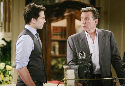 The Young and the Restless Spoilers: Adam Newman's Memorial Planned by Chelsea - Michael Muhney's Replacement Attends?