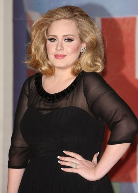 Adele Receives MBE Award for her Services to Music, Presented by Prince Charles!