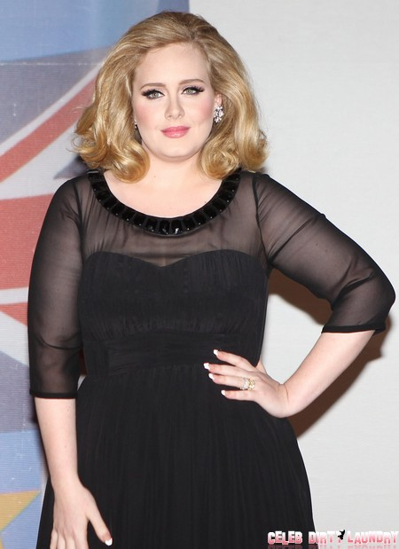 Adele Gives Birth To A Boy - Congratulations!