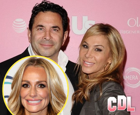 'Real Housewives of Beverly Hills' Star Taylor Armstrong Speaks Out about Adrienne Maloof's Impending Divorce