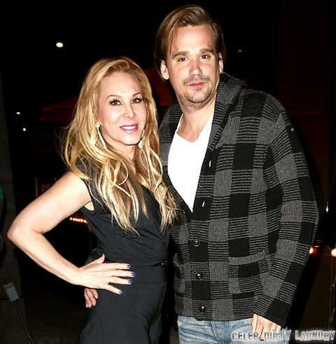 Adrienne Maloof's Hidden First Marriage and Secret Fiance Revealed
