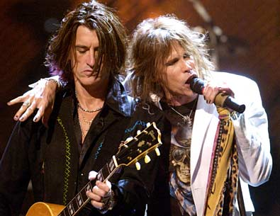 Aerosmith star Steven Tyler Still Feuding With Guitarist Joe Perry