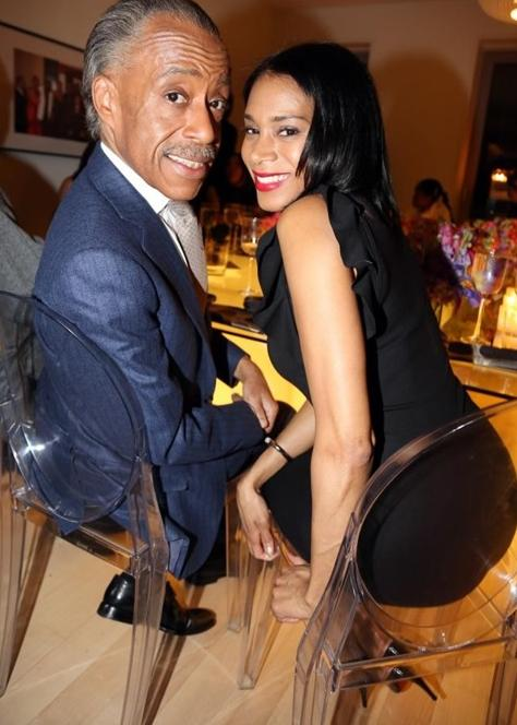 Does Rev. Al Sharpton's Wife, Kathy Lee Jordon, Know About His Girlfriend, Aisha McShaw?