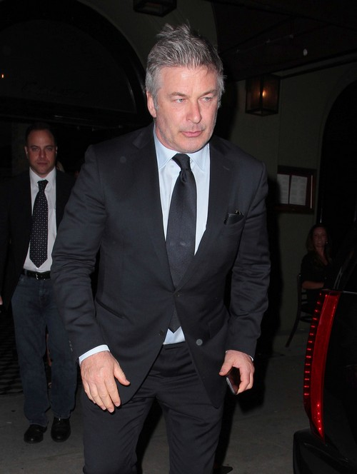 Alec Baldwin Arrested For Disorderly Conduct - Verbally Abusing Police After Bicycle Stop