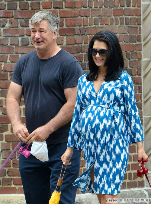 Alec Baldwin And Hilaria Thomas Welcome New Daughter Carmen Gabriela