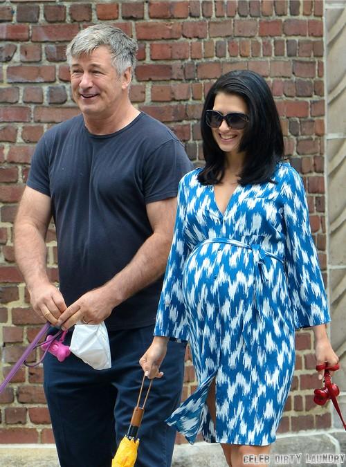 Alec Baldwin And Hilaria Thomas Welcome New Daughter Carmen Gabriela