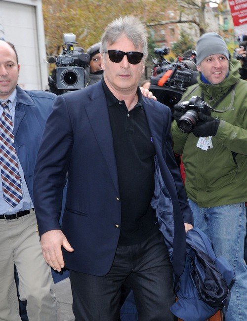 Alec Baldwin Suspended For Homophobic Rant - Can MSNBC Fire Him?