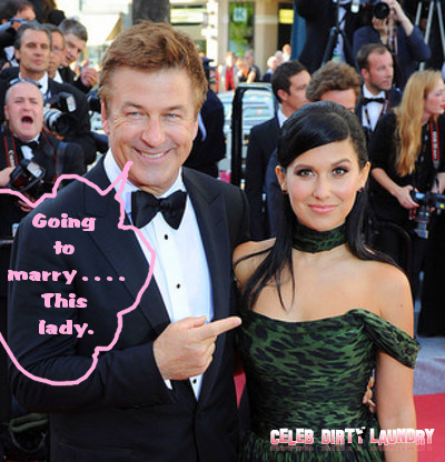 Alec Baldwin And Hilaria Thomas Just Might Get Hitched In Europe -- This Weekend!