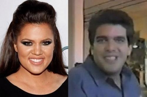 Khloe Kardashian Eliminates Resemblance to Biological Father Alex Roldan With Plastic Surgery Makeover?