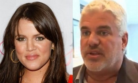 Kris Jenner Caught Cheating With Khloe Kardashian's Biological Father - Kissing and Half-Naked With Alex Roldan! (PHOTO)