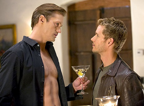 True Blood Season 7 Episode 2 Featured Steamy Eric Northman-Jason Stackhouse Gay Sex Dream! (VIDEO)