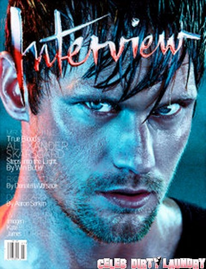 Alexander Skarsgard Reveals His Plans, Deepest Fears And Desires