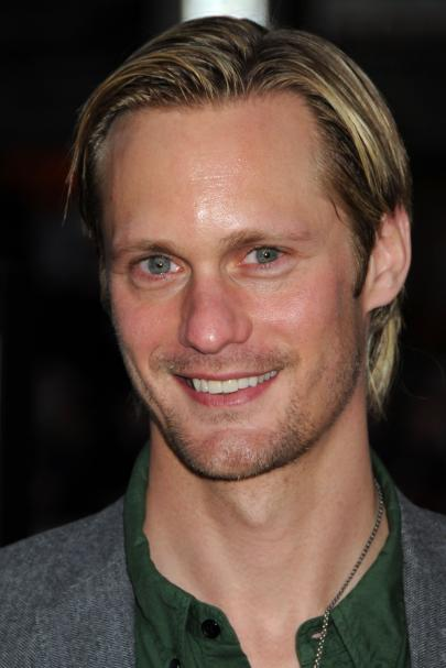 Alexander Skarsgård Is Juggling Three Hot Women