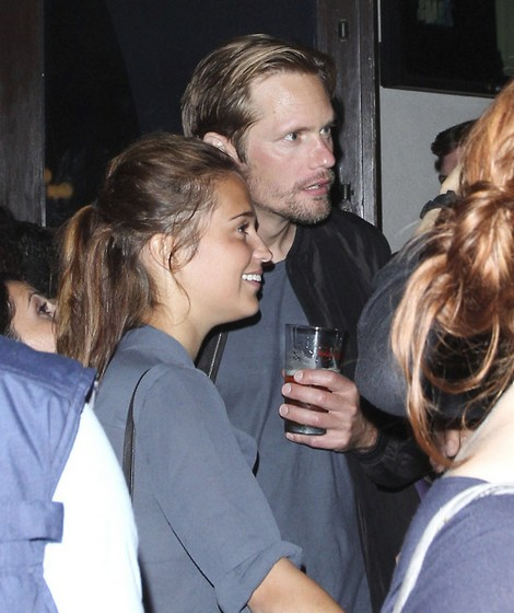 alexander skarsgard and alicia vikander