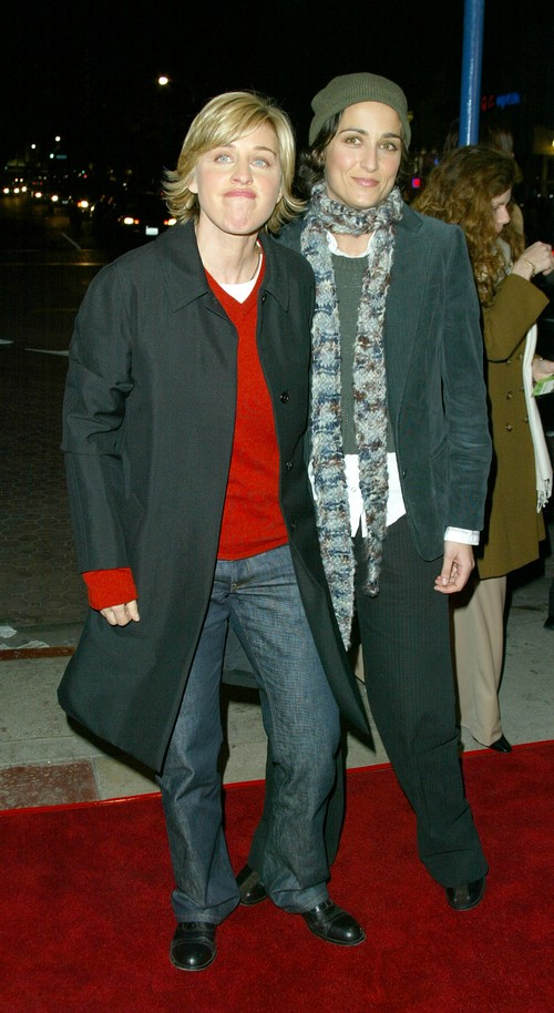 Ellen DeGeneres Warns Jodie Foster Not To Marry Alexandra Hedison