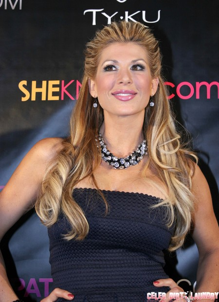 Real Housewives of Orange County's Alexis Bellino To Make Plastic Surgery History