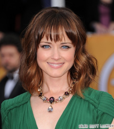 Fifty Shades of Grey Movie: Alexis Bledel As Anastasia Steele - Fans Say Yes, She Says Maybe