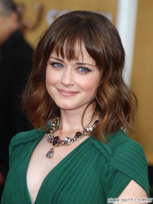 Fifty Shades Of Grey Movie Cast: Alexis Bledel Favorite To Star As Anastasia Steele (VIDEO)
