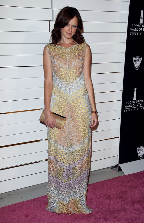 Iman and Missoni Honored with the Rodeo Drive Walk of Style Award in Beverly Hills