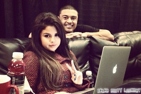 Selena Gomez and Justin Bieber's Best Friend, Alfredo Flores, Hooking Up?