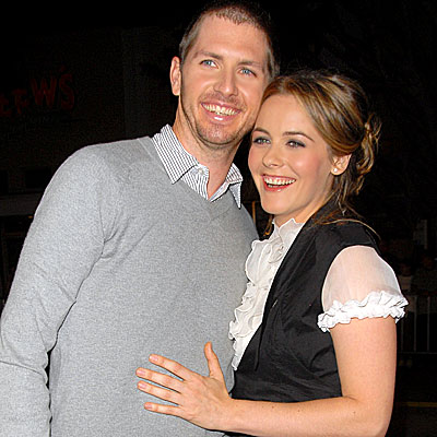 Alicia Silverstone Is Pregnant By Husband Christopher Jarecki
