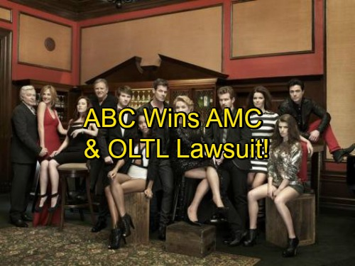 General Hospital Spoilers: All My Childen and One Life to Live ALIVE - ABC Wins Prospect Park Lawsuit