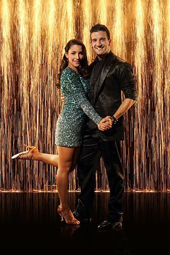 Aly Raisman Dancing With the Stars Cha Cha Cha Video 3/18/13