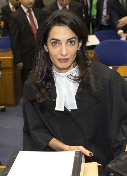 George Clooney Divorce: Amal Alamuddin Armenian Genocide Case - Advocates Against Free Speech, Husband Disappointed?