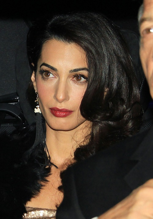 Amal Alamuddin Pregnant: Agreeing To Have Kids Solely To ...