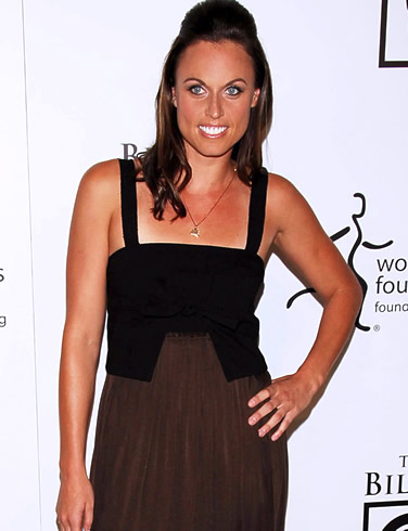 Olympic Gold Swimmer Amanda Beard To Publish Her Memoir