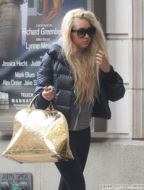 Amanda Bynes Locked Up On 5051 In Hospital - Police and Court Fear For Her Saftey