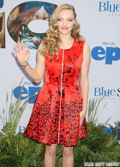Fifty Shades of Grey Movie Cast: Ian Somerhalder Wants Amanda Seyfried As His Anastasia Steele