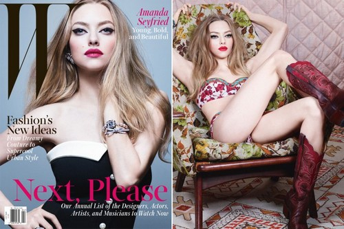 Amanda Seyfried Enjoys Sex Scenes With Her Co-Stars (PHOTOS)