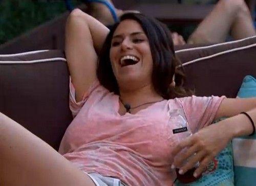 Big Brother 15 Amanda Zuckerman Accused of Cheating on McCrae Olson - Bashes Fan On Twitter