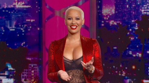 Amber Rose Joining Season 23 of Dancing With The Stars