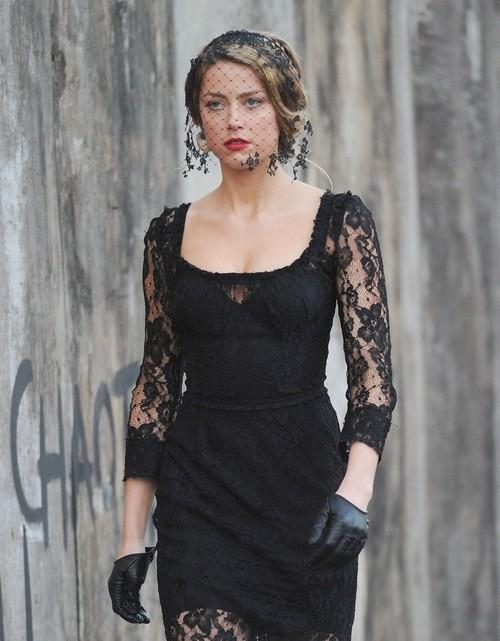 """Amber Heard Films """"London Fields"""""""